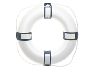 SALVAVIDAS CIRCULAR AQUATIC BLANCO